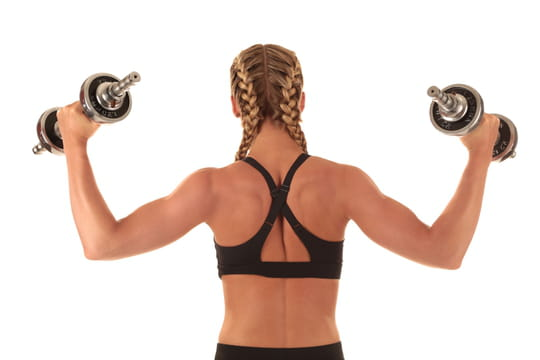 Musculation du dos: exercices et conseils