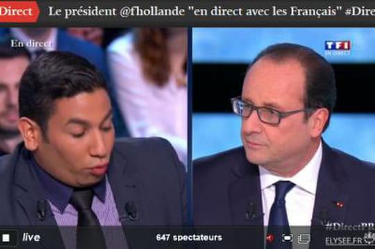 François Hollande sur TF1: les7annonces duprésident [EXTRAITS]
