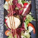 Entrée : Le Peyrolade  - Salade gasconne -   © peyrolade