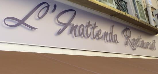 L'Inattendu Restaurant