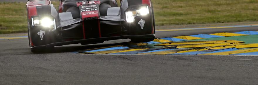 24H du Mans 2016: Audi favori après les premiers essais?