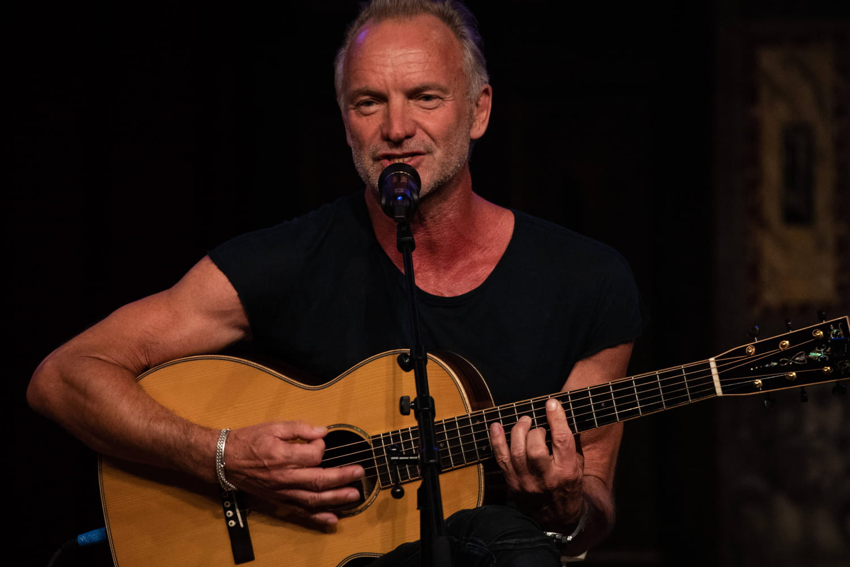 Sting en concert en France: billetterie, dates... Tout sur sa tournée
