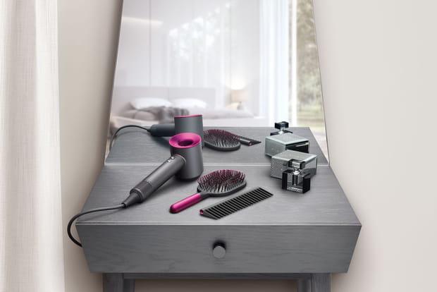 Un kit de coiffage performant et design