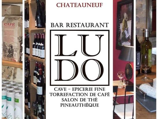 Chez Ludo  - La page du site -