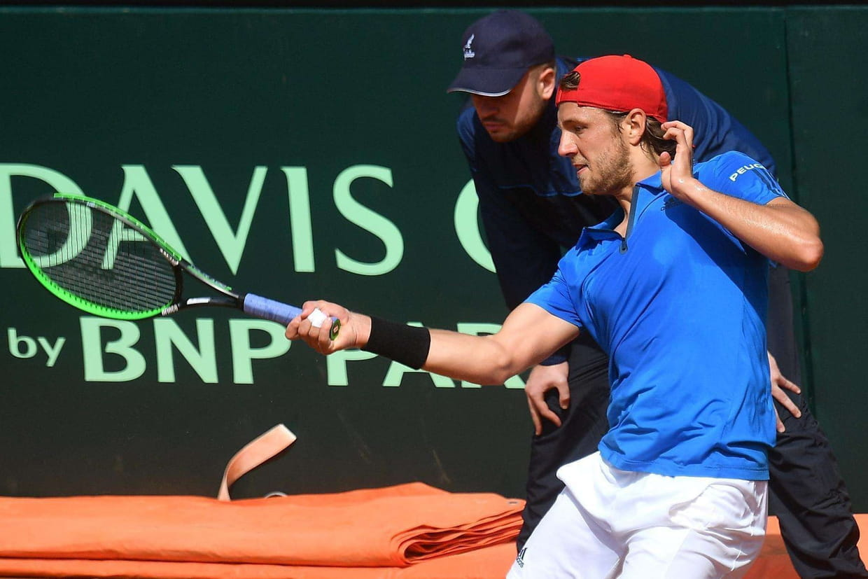 Coupe davis direct seppi revient le match italie france en live - Coupe d italie en direct ...