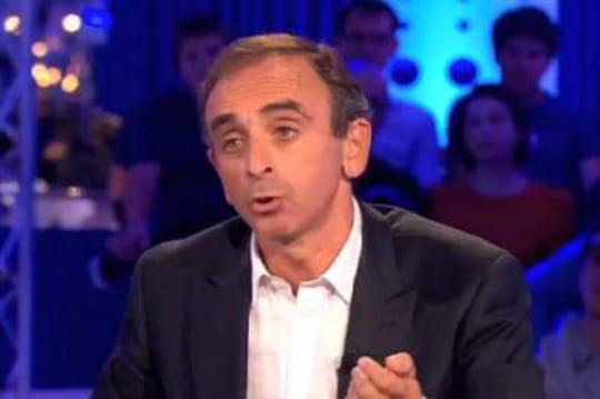 On n'est pas couché: Éric Zemmour part en guerre face à Salamé [VIDEO]