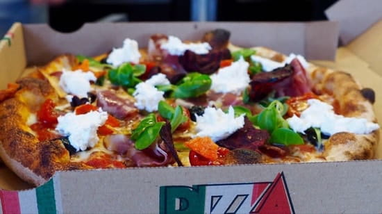 Plat : Lou Gardo Pizza