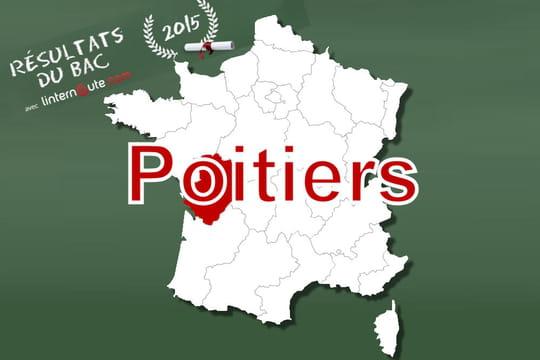 Poitiers: les listes d'admis sont en ligne!