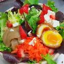 Plat : Révélant  - Salade amoureuse -   © 2020