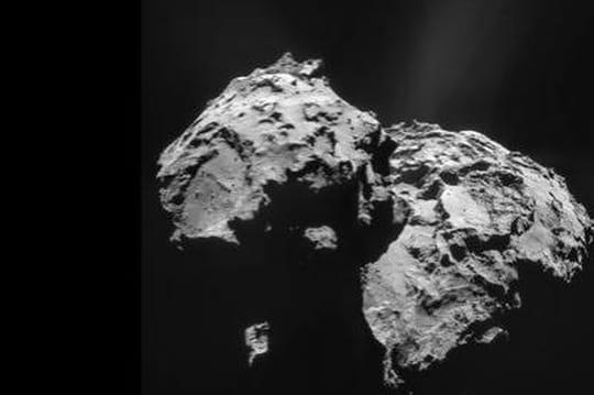 Rosetta: les secrets de la comète Tchouri dévoilés