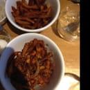 Plat : On a Marché sur Pampelune  - Frites maison , baigne dans l'huile d'une friture pas très  récente  -