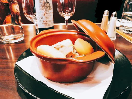 Plat : La Table du Boucher   © la table du boucher