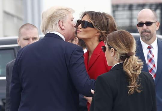 Melania Trump: la top modèle qui ne voulait pas devenir First lady?