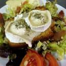 La Flambée des Mille Poètes  - salade de chèvre chaud -   © racine nathalie