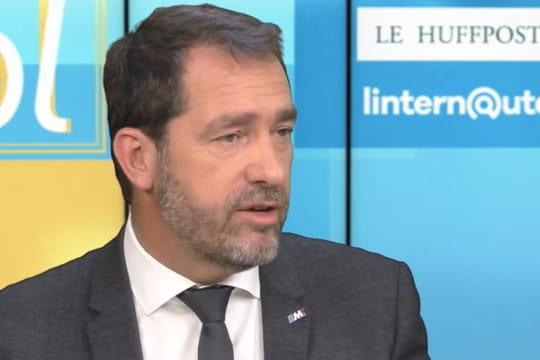 """Quand le porte-parole de Macron """"salue la bête politique"""" qu'est Marine Le Pen"""