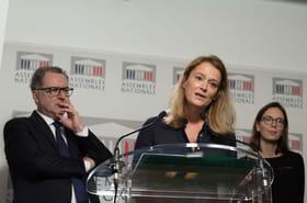 Olivia Grégoire: la compagne de Manuel Valls a fait ses armes à droite