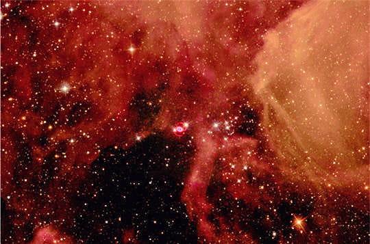 Toile stellaire