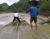 Les routes de l'impossible : Vietnam, les génies du Mékong