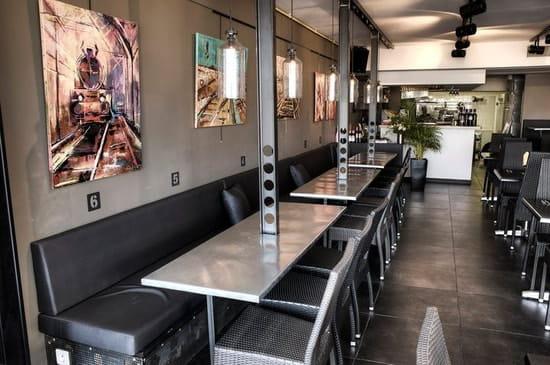 Le Spot  - Salle du restaurant Le Spot -