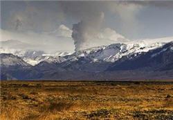 le nuage de cendres est sans danger sur la santé.