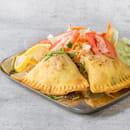 Fromage : Le Swaraj  - Samoussa légumes -   © photo d'un plat
