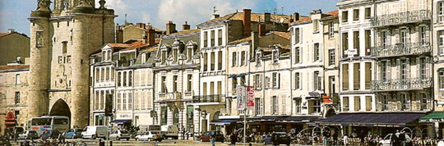 La Rochelle, cité maritime