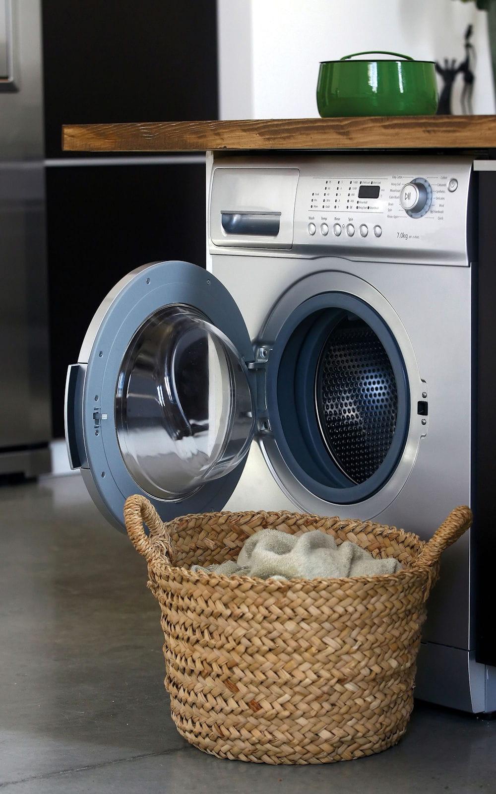 Vinaigre Blanc Dans La Machine A Laver entretenir le lave-linge