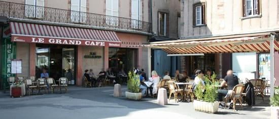 Le Grand Café  - La terrasse -   © Maïté Egurreguy