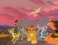 La garde du Roi lion : Habitants de la Terre des Lions, tous unis !