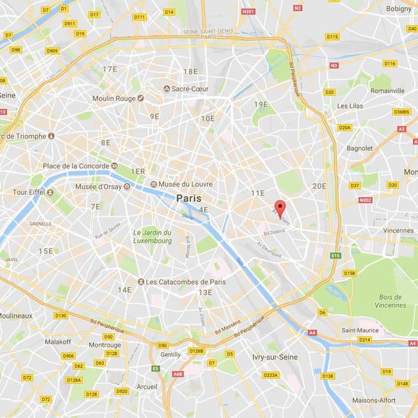 Paris : Un homme de 47 ans se défenestre avec ses deux enfants