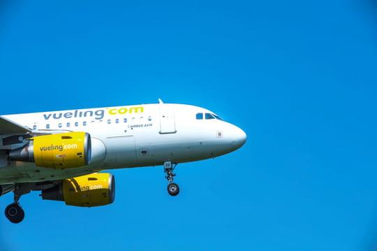 Vueling: départs d'Orly, enregistrement, bagage cabine… Les infos pratiques
