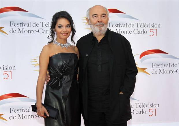 Gérard Jugnot et Saïda Jawad