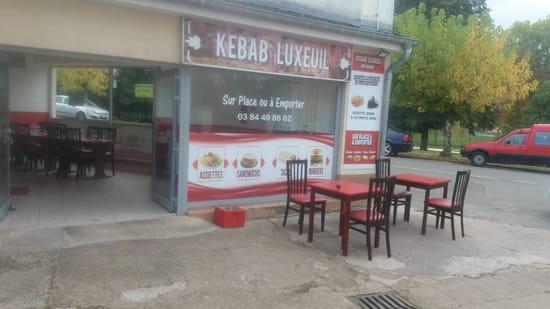 Restaurant : Kebab Luxeuil  - Kebab -   © @Kebabluxeuil
