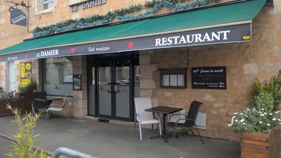 Le Damier La Table de l'Aubergiste  - exterieur -