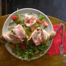 Plat : La Pizzéria chez Roukinou  - Delice de camembert -