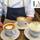Boisson : Lou Creative Food  - Lou Creative Food, ce sont aussi des baristas pour des cafés bio d'exception -   © Lou Creative Food