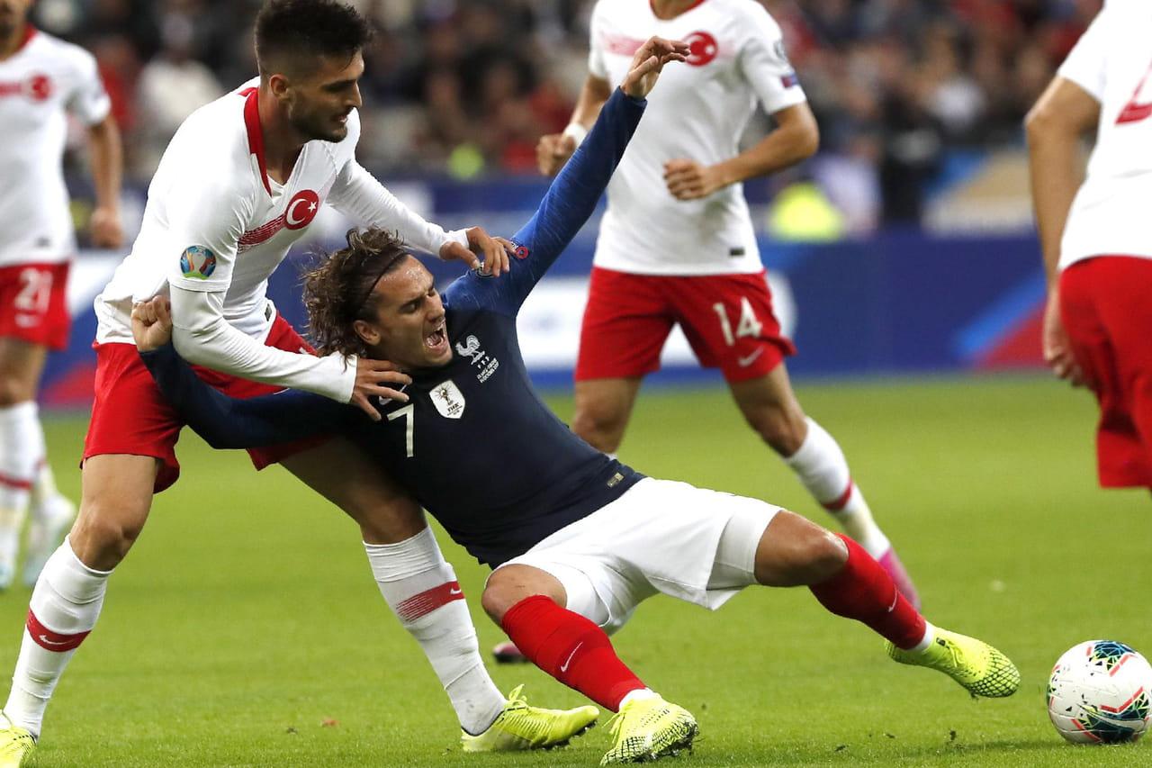 France - Turquie: les Bleus dominent, suivez le match en direct