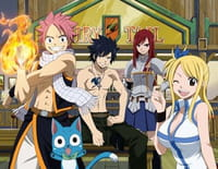Fairy Tail : Les petits poings