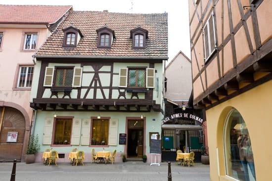 Restaurant Winstub aux Armes de Colmar