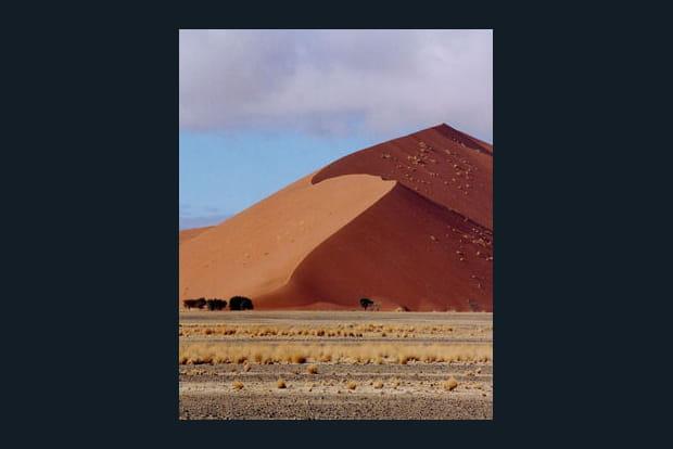 Sossusvlei, Namibie