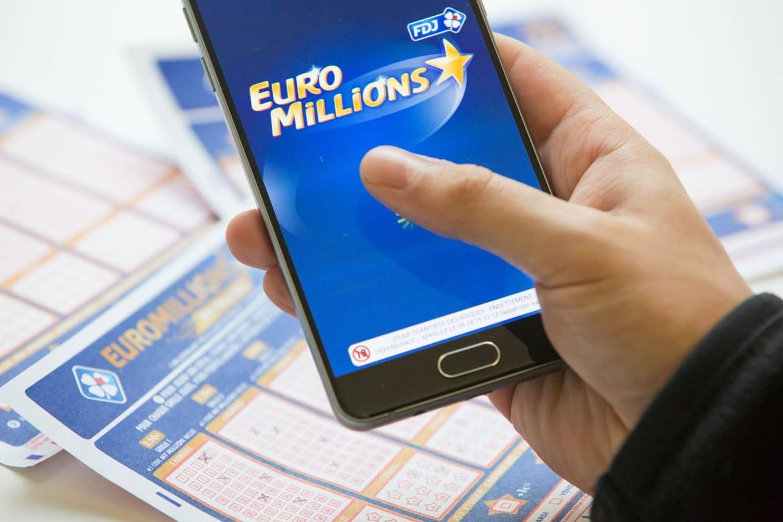 Le tirage du 13 juin — Résultat Euromillions
