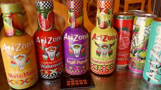 Bagel Store  - Thés froids et Cocktails Arizona Bagel Store Laval -