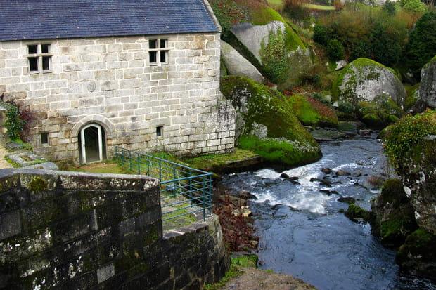 Huelgoat, Finistère