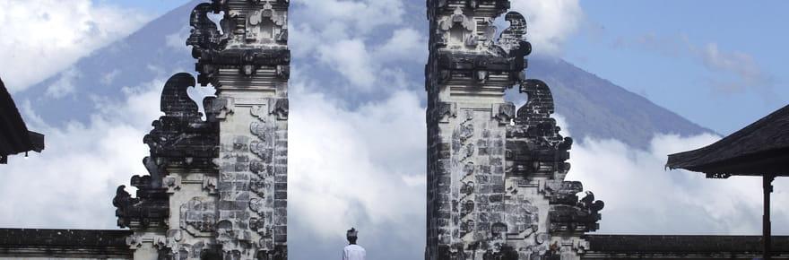 Bali Volcan: les images des sites menacés par le mont Agung