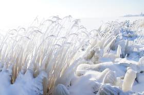 Tour du monde des plus beaux lacs gelés