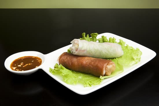 Tamtam Saigon  - TAM TAM SAIGON - restaurant Vietnamien Bordeaux - Rouleaux de printemps -   © Square Eyes Picture