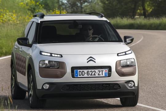 Nouveau Citroën C4Cactus: le restylage arrive, les premières photos
