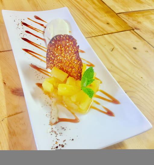 Dessert : L'EDEN   © direction