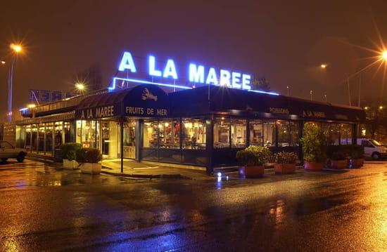 A la Marée  - Le  -   © ESR