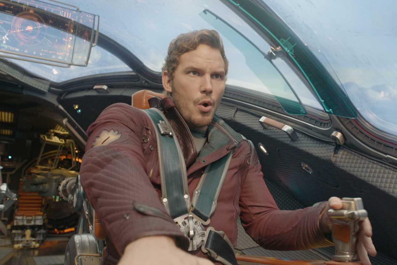 Chris Pratt est au casting de Thor Love and Thunder — Marvel